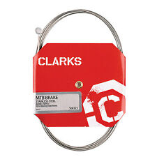 Clarks W6053 MTB Mountain Bike Brake Stainless Steel Inner Cable Wire 2m