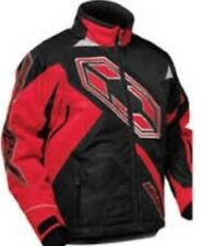 Castle X Men's Snowmobile Jacket Launch Red And Black Large fxr ski doo