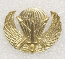Army Qualification Badge: Special Forces Parachute Jump Wings
