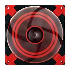 AeroCool Dead Silence 120mm Red Case Fan