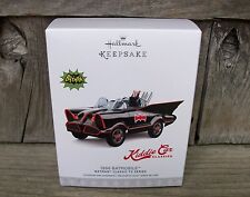 Hallmark Ornament Kiddie Car Classics Batman 1966 Batmobile Black George Barris
