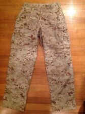 USMC MARPAT Pants Medium MR Marine Corps Combat Uniform Cargo Trousers MCCUU USA