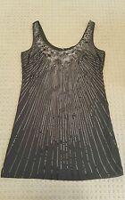 White house black market black dress size 10