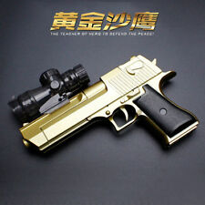 Desert Eagle Water Ball Orbeez Paintball Airsoft Crystal Bullet Sound Toy001