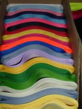 "OFFRAY 5 Yard Each 3"" GROSGRAIN RIBBON Lot 100 Total Yards -FREE SHIPPING"