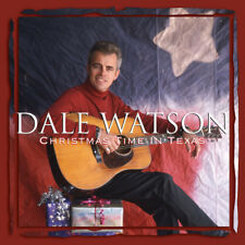 Dale Watson : Christmas Time in Texas CD (2015) ***NEW***