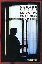 GERARD LECAS: RIVAGES/NOIR N°863. 2012.