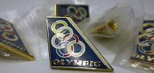 OLYMPIC AIRLINES Greek AIRWAYS- LOT of 5 New PINS