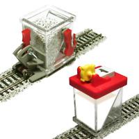 Proses BS-HO-03 HO/OO Gauge Advanced Ballast Spreader Car and Glue Applicator Se