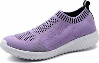 TIOSEBON Women's Shoes how to go further Fabric Low Top, 6701 Purple, Size 7.5 o