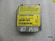 Mitsubishi Colt VI Steuergerät ECU MR587417 airbag control module