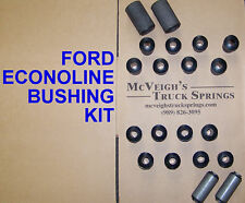 FRONT AND REAR SPRING BUSHING KIT-FORD ECONOLINE VAN 1962-1967