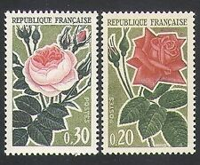 France 1962 Roses/Flowers/Nature/Horticulture/Animation 1v (n34172)