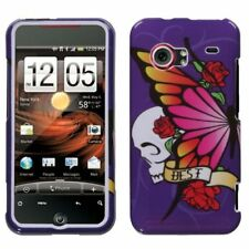 Purple Best Hard Case Cover for HTC Droid Incredible