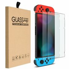 2 Pack Tempered Glass Screen Protector Guard Shield For Nintendo Switch 2017