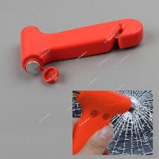 Neu Auto Fenster Glas Notfall lebensrettende Sicherheits Hammer Gürtel Werkzeug