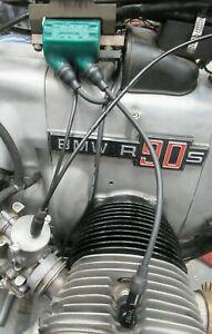 BMW Airhead DUAL Spark Plug Ignition Wires 5k ohm r75/6 r90/6 r90s r75/5 R100rs