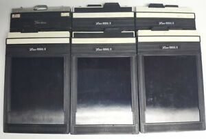 5 pcs 4X5 Lisco Regal Film Holders