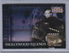 MARLENE DIETRICH #'d/500 SILVER FOIL 2007 HOLLYWOOD LEGENDS Americana Card HL-36