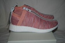 Adidas x Kith Ronnie Fieg Pink NMD City Sock 2 Size 11.5 Deadstock