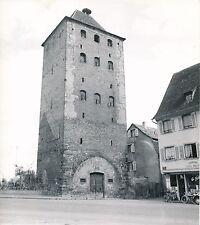 SÉLESTAT c. 1960 - La Tour des Sorcières  Bas-Rhin  - Div 6388