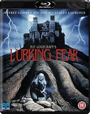 LURKING FEAR (La Paura in Agguato) Jon Finch (1994) BLURAY in Inglese NEW .cp