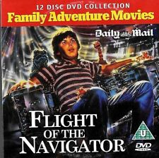 1 newspaper promo dvd complete film FLIGHT OF THE NAVIGATOR