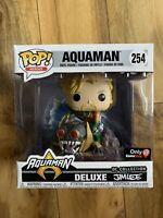 Funko Pop! Aquaman Jim Lee GameStop Exclusive New Protector Vaulted Batman