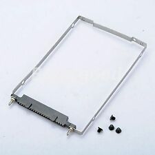 HDD Hard Drive Caddy for HP Compaq NC6000 NC8000 NX5000 NW8000 Connector +4Vis