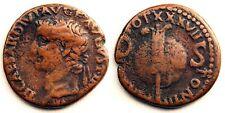 Imperio Romano-Tiberio (42 a.C. - 37 d.C.) As. Roma