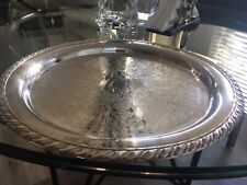 New listing Oneida silverplate Serving Plate, Vintage