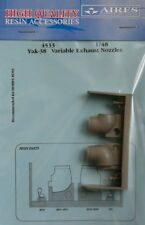 AIRES 1/48 YAKOVLEV YAK-38 variable tuyères d'échappement pour Hobby Boss Kit #