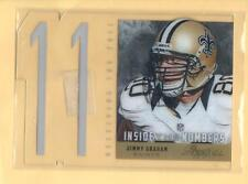 """JIMMY GRAHAM - 2013 Prestige - """"Inside The Numbers""""- #21 - Combined Shipping"""