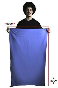 Microfibre Towel Large Compact, Antibacterial Quick Dry with Carry Pouch