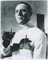 Joseph Wiseman HAND Signed 8x10 Photo, Autograph, James Bond, Dr No (B)