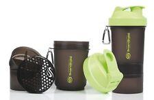smart-shake Shaker Proteine Bottiglia MIXER SHAKER CUP Smartshake 600ml MUTANTE