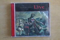Live  ‎– Throwing Copper     (Box C280)