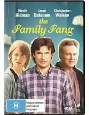 The Family Fang (DVD, 2017 - Regions 2 and 4)