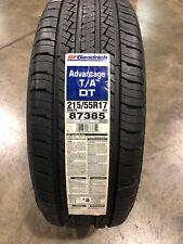 2 New 215 55 17 BFGoodrich Advantage T/A Tires