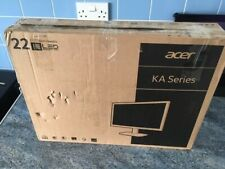Acer KA220HQ 21.5 inch LED Monitor - Full HD 1080p - For Spare Parts or Repair