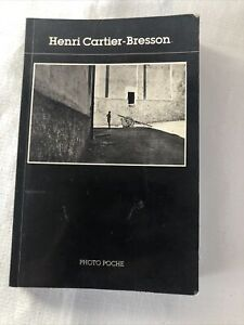 Henry Cartier-Bresson Phto Poche Paperback Illustrated Real  Cinquieme Edition