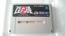 SUPER POWER LEAGUE 2 SUPER FAMICOM JAPONÉS NINTENDO JAP.NTSC-J.SNES.SFC
