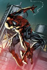 Marvel The Amazing Spider-Man #700.4 Cover: Spider-Man Poster - 24x36