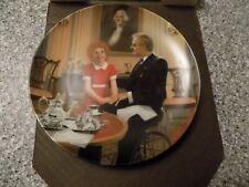 "Annie ""Tomorrow"" William Chambers-1985 Knowles Plate-Coa and Box"