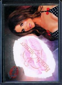 2005 Bench Warmer Tishara Cousino Kiss Card