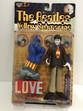 The Beatles McFarlane Yellow Submarine Paul With Glove & Love Base New Sealed