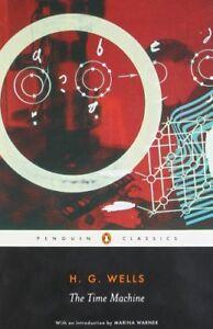 The Time Machine (Penguin Classics),H.G. Wells, Marina Warner,Patrick Parrinder