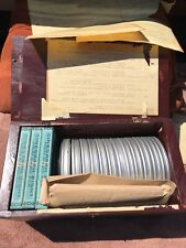 Lot (16) Antique (1930's/1940's) 8mm Home Movies