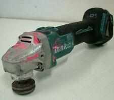 "Makita 18V Li-ion Cordless Brushless 125mm 5"" Angle Grinder - DGA504 - Tool Only"