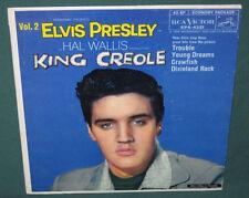 Elvis Presley EPA-4321 King Creole EP Canada Original 1958